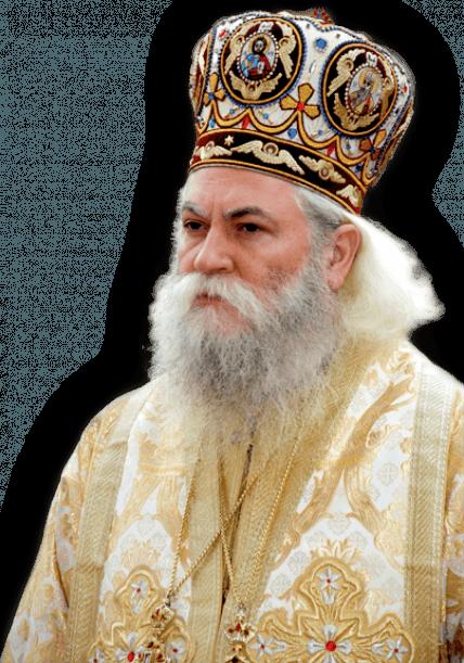 Preasfințitul Calinic Botoșăneanul, Episcop-Vicar al Arhiepiscopiei Iașilor